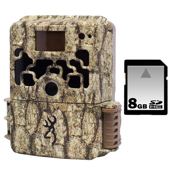 Browning Dark Ops HD Trail Camera with 8GB SD Memory Card
