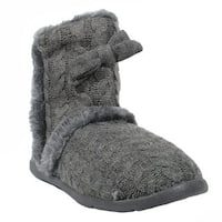 Blue Women's 'Pulanka' Faux Fur Boots