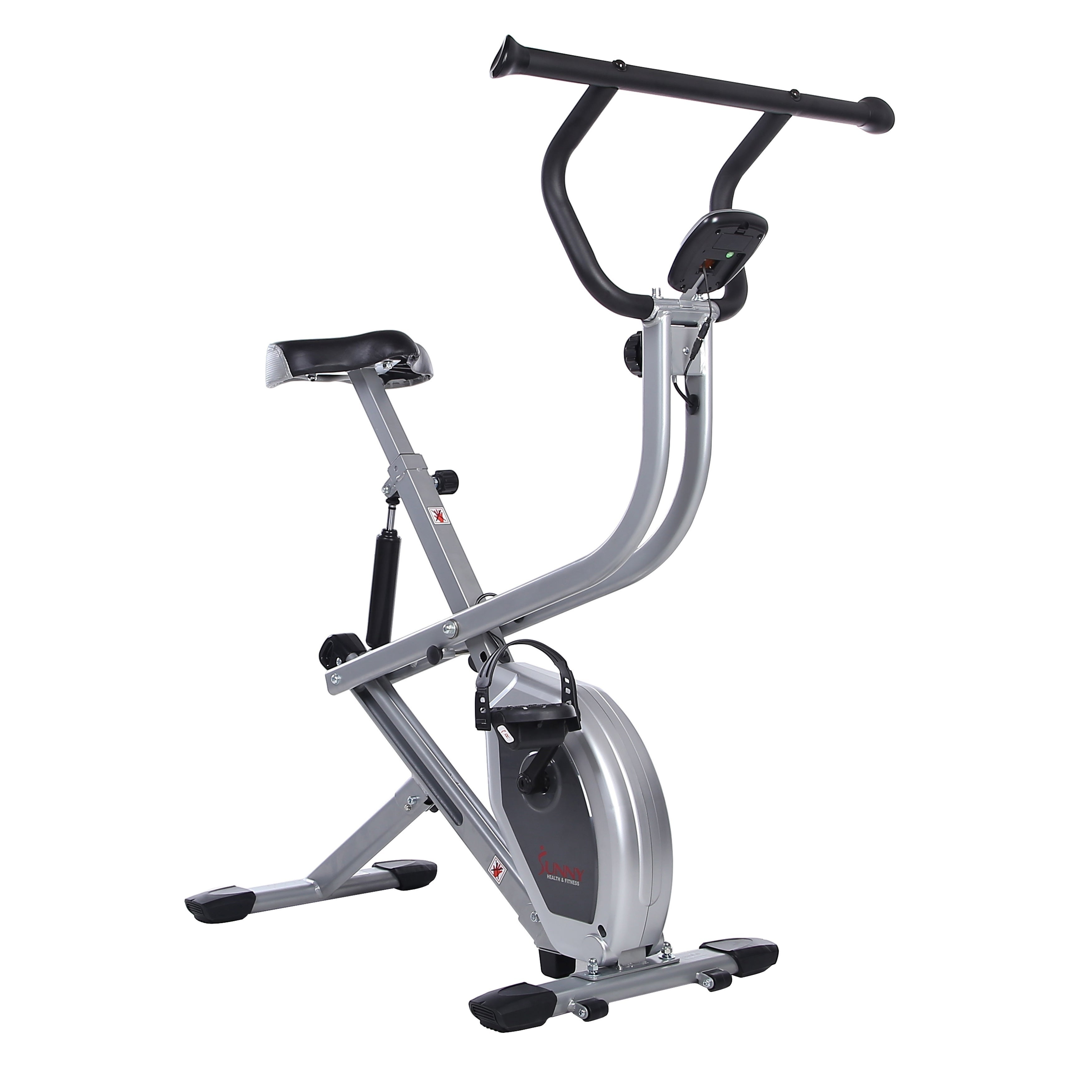 Sunny SF-B2620 Dual-Action Rider Exercise Bike (Dual Acti...