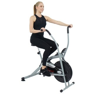 sunny health u0026 fitness sfb2621 fan bike