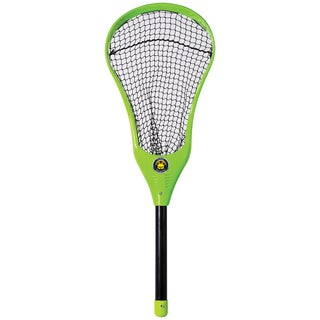 Franklin Sports Lime Green Lacrosse Set