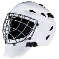 Franklin GFM 1500 White Street Hockey Goalie Face Mask (Ages 6-12)
