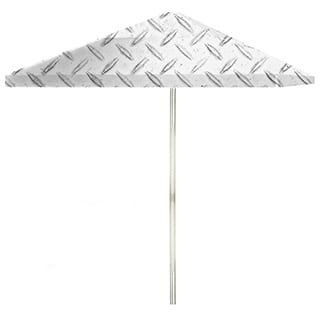 8-foot Urban Steel Patio Umbrella by Best of Times