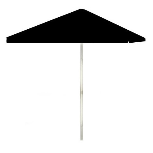 8 Foot Champagne Bar Patio Square Umbrella By Best Of Times