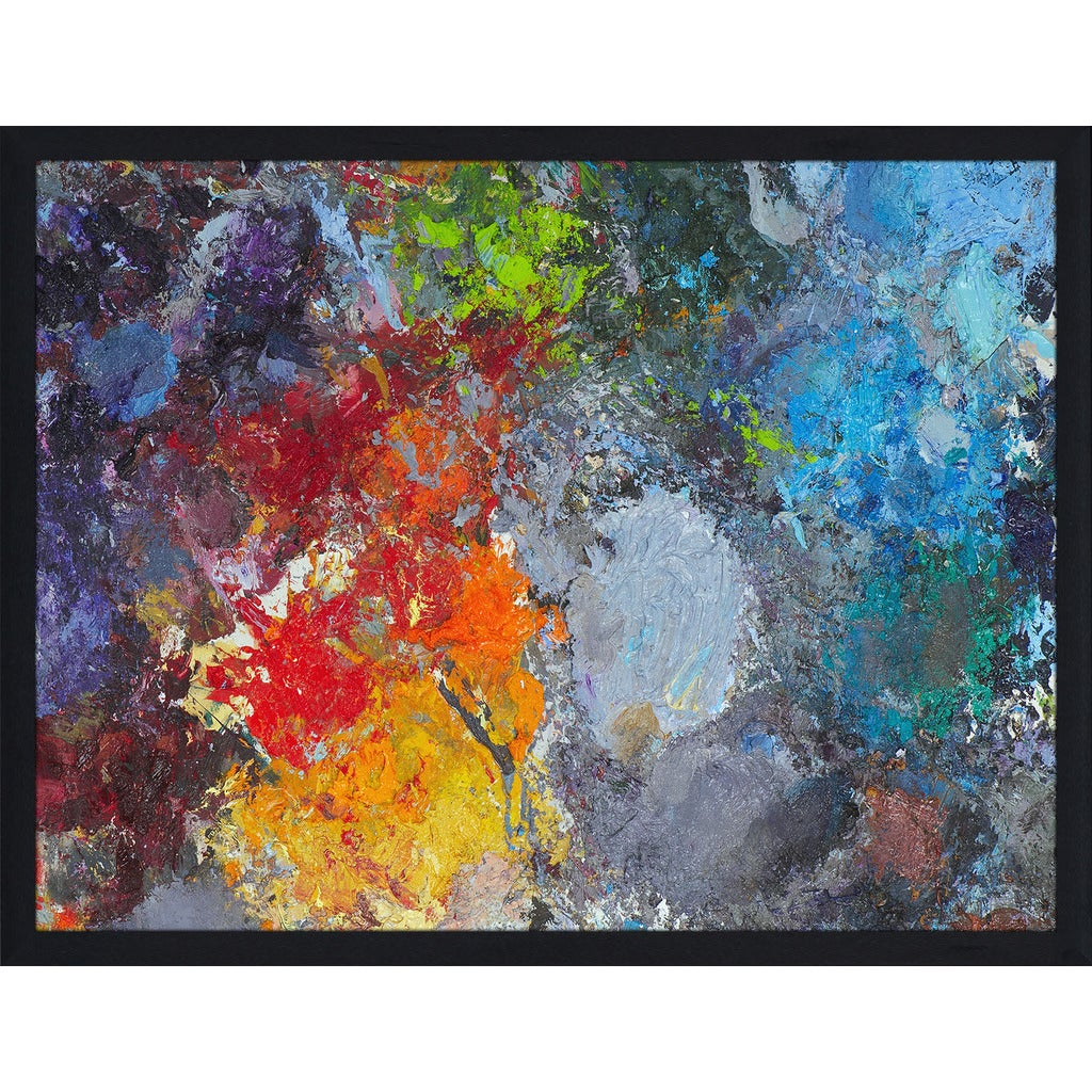 "Picture Perfect International ""Fire & Ice"" Framed Plexigl..."