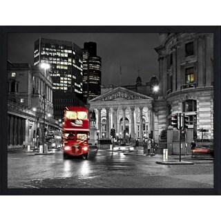 """London England"" Framed Plexiglass Wall Art (2 options available)"