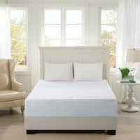 Flexapedic by Sleep Philosophy 12-Inch Mattress Maximum Comfort with Removable Knitted Cooling Cover - King Size