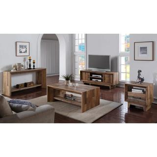 Kosas Home Collection Asheville Natural Coffee Table
