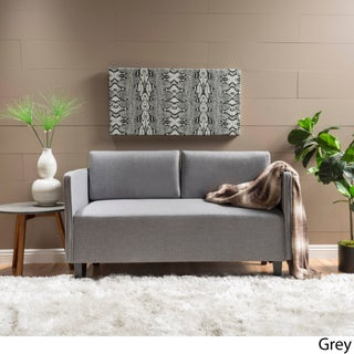 Sullivan Fabric Loveseat Sofa by Christopher Knight Home