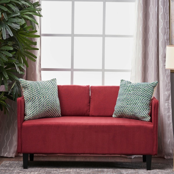 Buy Red Loveseats Online at Overstock | Our Best Living Room ...