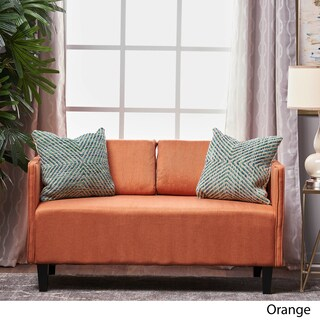 Sullivan Fabric Loveseat Sofa by Christopher Knight Home (5 options available)