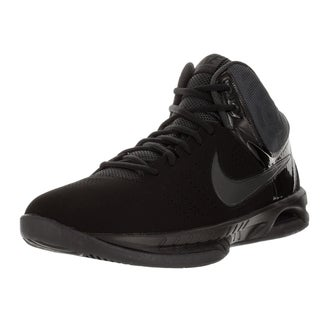 Nike Men's Air Visi Pro VI NBK Black/Anthracite Basketball Shoe