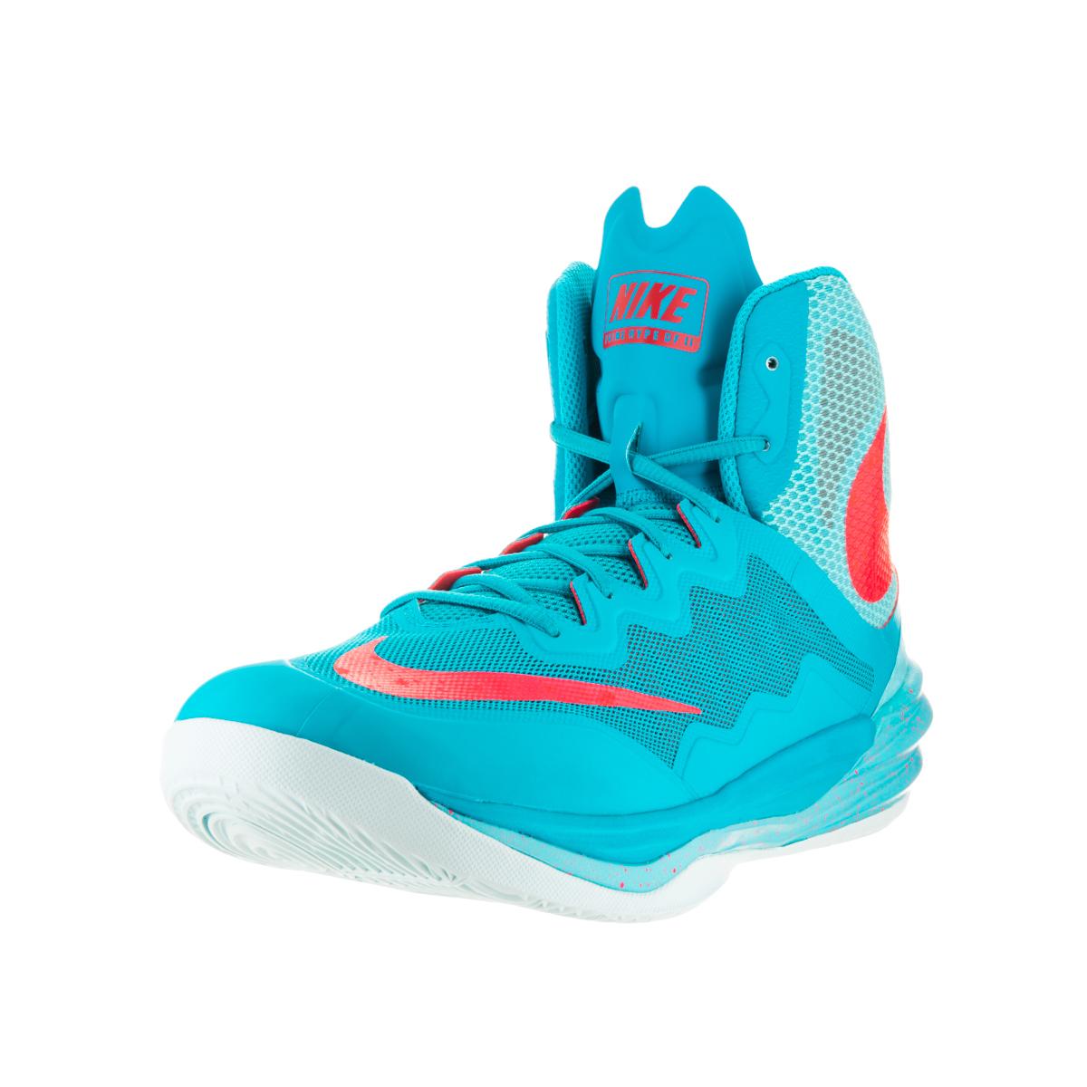 Nike Men's Prime Hype DF II Bl Lgn/Brght Crmsn Td Pl Bl I...