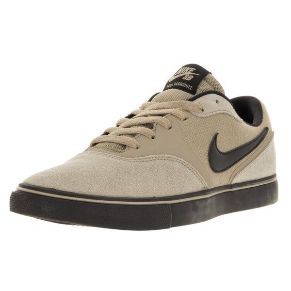 5d5747320ebf Shop Nike Men s Paul Rodriguez 9 VR Khaki Black Black Light Bone ...