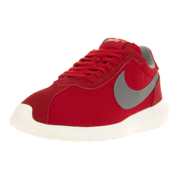 65c9f364f5a9e Shop Nike Men s Roshe LD-1000 QS Sport Red Cool Grey Sail Volt ...