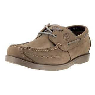 Timberland Men's Earthkeepers Kia Wahbay Tpe/Tpe Boat Shoe