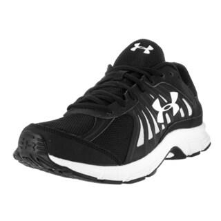 Under Armour Men's Darsh Rn Black/White/White Running Shoe