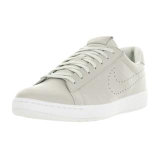 Nike Men's Tennis Classic Ultra Lthr Light Bone/Light Bone/White Casual Shoe