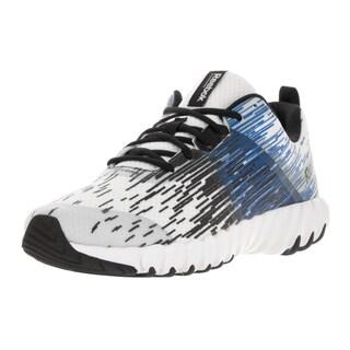 Reebok Men's Twistform Force White/Blue/Black/Grphite Running Shoe