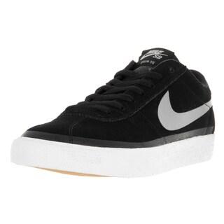 Nike Men's Bruin SB Premium SE Black Suede Skate Shoe