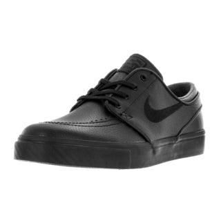 Nike Men's Zoom Stefan Janoski L Black/Black Black Anthracite Skate Shoe