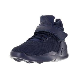 Nike Kids Kwazi (PS) Mdnght Navy Basketball Shoes