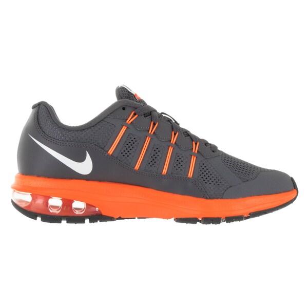 Nike Air MAx 2 CB '94 Wolf Grey & Total Orange On Feet