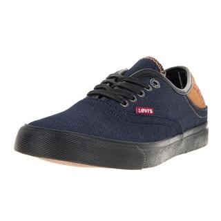 Levi's Men's Stan Buck II Denim Navy Casual Shoe