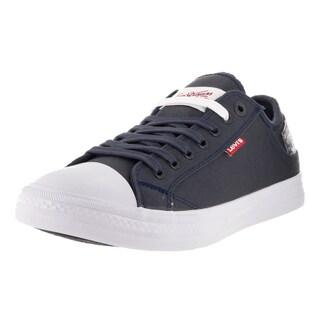 Levi's Men's Stan Buck II Navy Casual Shoe