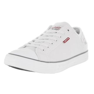 Levi's Men's Stan Buck II White Casual Shoe