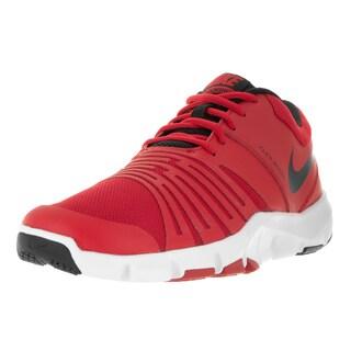 Nike Men's Flex Show Tr 5 University Red/Black/Lt Crmsn Running Shoe