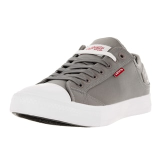 Levi's Men's Stan Buck II Grey Casual Shoe