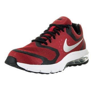 Nike Kids' Air Max Premiere Run (GS) Red, Black, and White Running Shoes