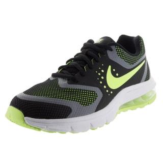 Nike Kids Air Max Premiere Run (GS) Black/Volt/White/Cool Grey Running Shoe