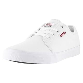 Levi's Men's Porter II White Casual Shoe