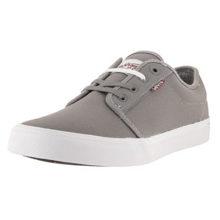 Levi's Men's Porter II Grey Casual Shoe