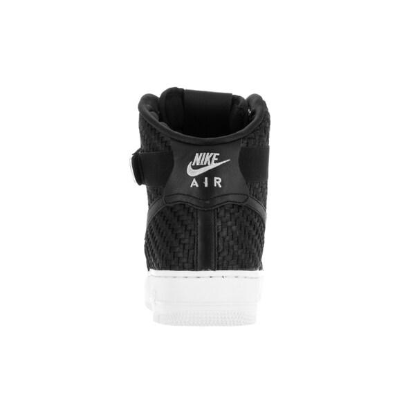 Nike Air Force 1 High '07 LV8 Woven (BlackBlack White