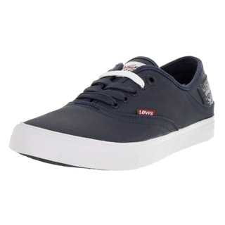 Levi's Men's Jordy Buck II Navy Skate Shoe