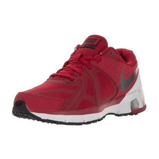 Nike Kids' Air Max Run Lite 5 Gym Red Synthetic Running Shoes