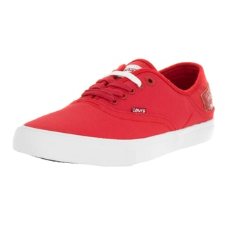 Levi's Men's Jordy Buck II Red Skate Shoe