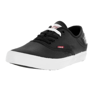 Levi's Men's Jordy Buck II Black Skate Shoe