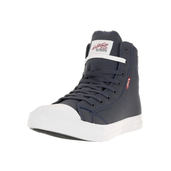 Levi's Men's Hamilton Buck II Casual Shoe Black