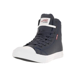 Levi's Men's Hamilton Buck II Navy Casual Shoe