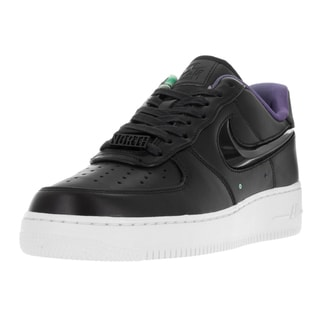 Nike Men's Air Force 1 '07 LV8 AS QS Black/Black/White Basketball Shoe