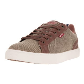Levi's Men's Corey Hemp Tan/Brit Tan Casual Shoe