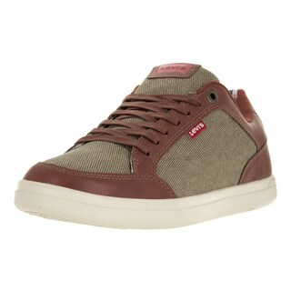 Levi's Men's Aart Hemp Tan/Brit Tan Casual Shoe