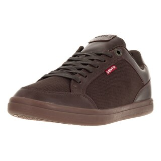 Levi's Men's Aart Micro Perf Brown Casual Shoe