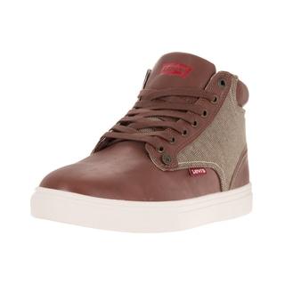 Levi's Men's Cooper Hemp Tan/Brit Tan Casual Shoe