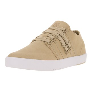 K-Swiss Men's D R Cinch Lo Khaki/White Casual Shoe