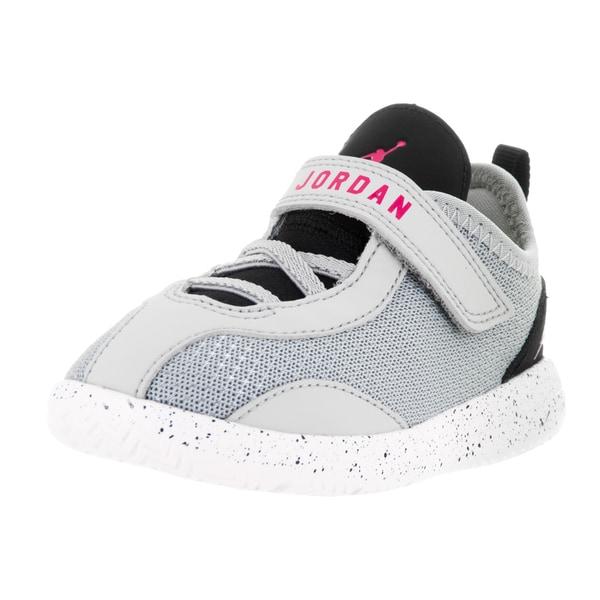 hot sale online 48b4a 45b01 Nike Jordan Kids  x27  Jordan Reveal Wolf Grey, Vivid Pink, Black,
